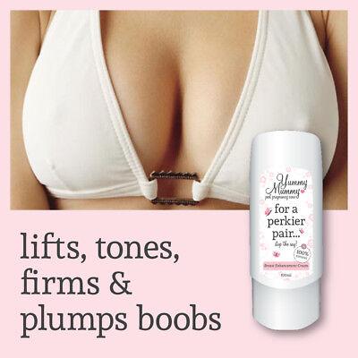 Attivo Yummy Mummy Dopo La Nascita Best Breast Lozione Migliorare Boobs Più Solido Fuller Veloce-