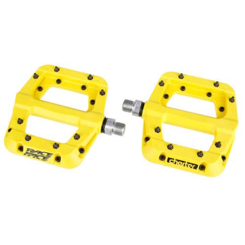 "RaceFace Chester Composite Platform 9//16/"" Mountain Bike Pedals"