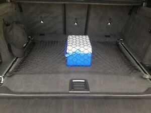 Rear Trunk Area Floor Style Organizer Cargo Net for BMW X5 2007-2020 Brand New