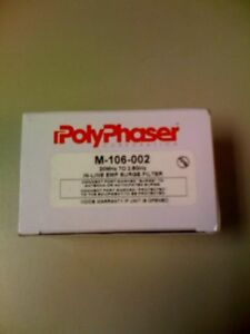 Polyphaser-M-106-002-In-Line-EMP-Surge-Filter