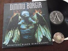 LP Dimmu Borgir Spiritual Black Dimensions Germany 1999 | M-