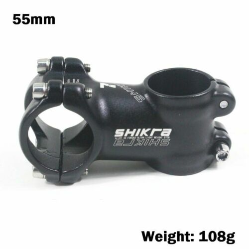 Handlebar Bicycle Stem MTB Road Mountain Bike 31.8mm 45//55//65//70//80//90//100//110mm