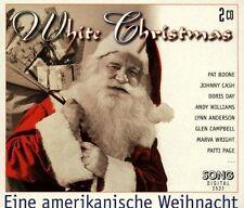 White Christmas-Eine amerikanische Weihnacht Pat Boone, Johnny Cash, Do.. [2 CD]