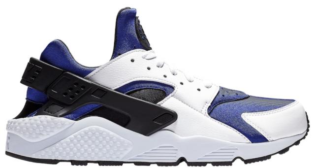 DS Nike Air Huarache Run SE Persian Violet Size 13 White Purple Mens  At4254-100