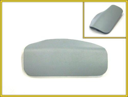 Cubierta de parachoques delantero de remolque preparada para Ford Escort VI MK6 95-01