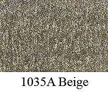 Passenger AreaCoupe Cutpile 2003-2008 Fits Nissan 350Z Carpet Replacement