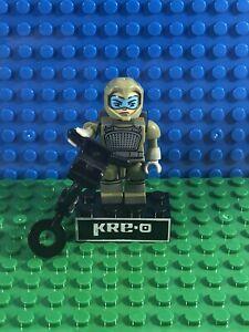 Tripwire KRE-O Series 4 Minifigure GI Joe Kreo Kreon