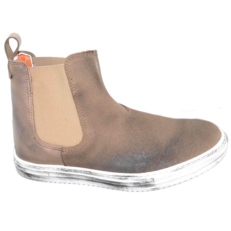 Los últimos zapatos de descuento para hombres y mujeres Base London Mens Moto Botas-Drive