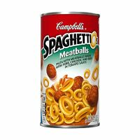 Spaghettios Pasta Meatballs 22.2 Ounce (pack Of 12) Meatball Free Shipping