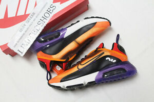 Details about NIKE AIR MAX 2090 MAGMA ORANGE EGGPLANT RED BV9977-800 Mens  US 10.5 SIZE