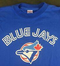 True Vintage 80s 90s Toronto Blue Jays MLB Baseball #26 Willie Upshaw T-Shirt L