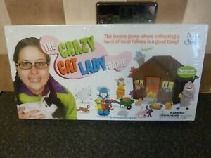 THE-CRAZY-CAT-LADY-GAME-ARCHIE-McPHEE-2013-MEOWWW-NEW-SEALED-BOXED