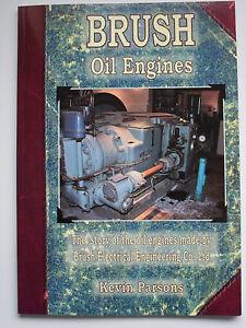 Brush-Oil-Engines