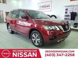 2020 Nissan Pathfinder SL PREMIUM   HEATED FRONT AND REAR SEATS   NAVIGATION   360 BACK UP CAMERA   AUTOMATIC TRUNK RELEASE