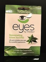 Eyes By Togospa Rejuvenating Green Tea Eyes 3 Under Eye Treatments