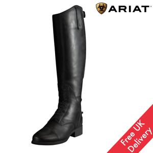 Ariat Bromont H20 para Hombre Alto Bota de montar a caballo-no aislado Gratis Reino Unido del envío