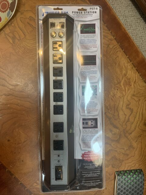 Furman PST-8 Power Station Series AC Power Conditioner Surge Protector Strip