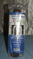 LIBERTY SAFE & SECURITY PROD Gun Safe Handgun Hanger, Under-Shelf 4-Pk FREE SHIP