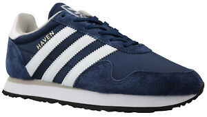 Herren Adidas Originals Haven Blau