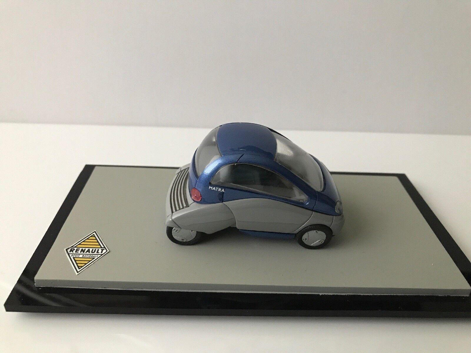 Échelle 1 43 Résine  Modèle Renault Zoom  gros pas cher