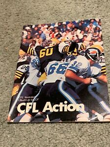 1978-Montreal-Alouettes-v-Toronto-Argonauts-CFL-Football-Program-11-5