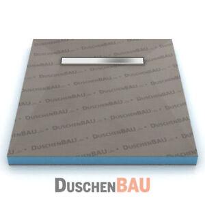Duschelement-4-Seiten-Gefaelle-mit-Alca-APZ-106-Edelstahlrinne-barrierefrei