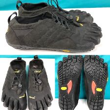 Vibram FIVEFINGERS TREK ASCENT Womens Black 15W4701 Running Athletic Toes Shoes