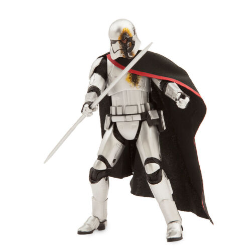 Star WarsThe Black SeriesCaptain Phasma QuicksilverAction Figure
