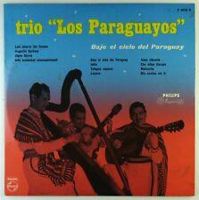 """10"""" LP - Trio Los Paraguayos - Bajo El Cielo Del Paraguay - A3985"""