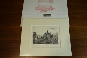 Old-Dutch-Prints-Amsterdam-Airport-Fine-Art-Reproduction-Fish-Market-Sealed