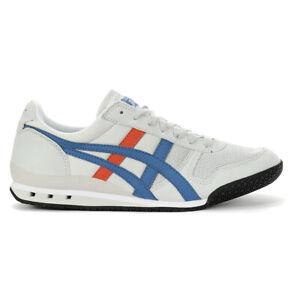 ASICS Onitsuka Tiger Unisex Ultimate 81 Glacier Grey/Winter Sea Running Shoes...
