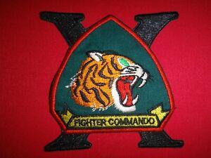 Guerra-Vietnam-Parche-Eeuu-10th-Fighter-Comando-Escuadron-de-Bien-Hoa-Provincia