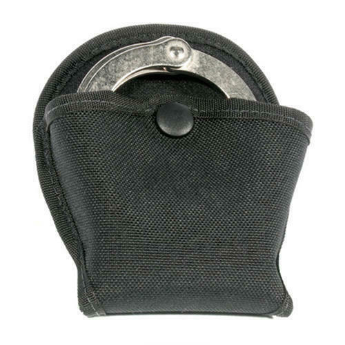 BlackHawk 44A150BK Black Open-Top Single Handcuff Restraint Pouch//Case