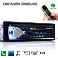 Bluetooth In-Dash Car MP3 Audio Stereo FM Radio Aux-In Receiver USB SD Autoradio