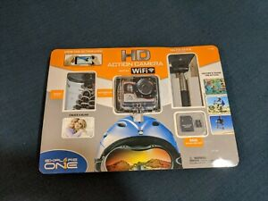 ExploreOne 1080P HD Action Camera with Wi-Fi Item 2450002