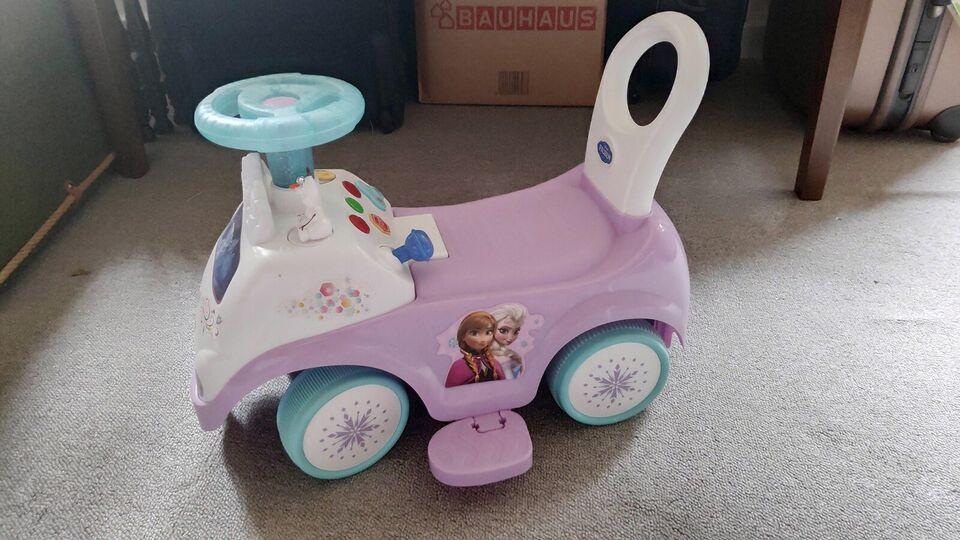 Elektrisk bil, El bil, Disney