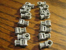"Lego Technic  6 tread Hubs  # 32007  0.9/"" Diameter    Lot # DN LC 20"
