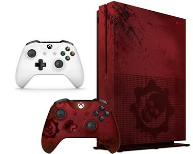 Microsoft Xbox One S 2TB Gears of War 4