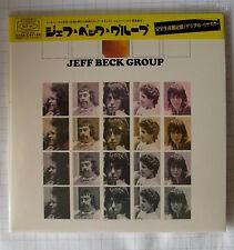 JEFF BECK - Jeff Beck Group REMASTERED JAPAN MINI LP CD NEU! MHCP-584