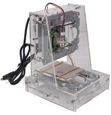 Mini Laser 200-250mW Engraving Machine DIY Carving Logo Picture Marking Printer