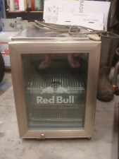 Red Bull Mini Fridge Baby Cooler Refrigerator Cools Great Local Pick Up Only