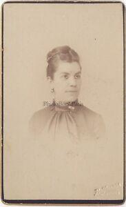 Boissonnas-Portrait-d-une-femme-Geneve-Suisse-Vintage-Tirage-platine