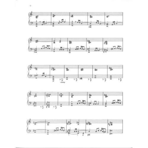 Musiknoten The Köln Concert Keith Jarrett Klaviernoten