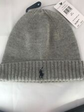 69eadaf1794 item 3 BNWT POLO RALPH LAUREN MEN S MERINO WOOL FOLD OVER BEANIE HAT CAP  GREY-ONE SIZE -BNWT POLO RALPH LAUREN MEN S MERINO WOOL FOLD OVER BEANIE HAT CAP  ...