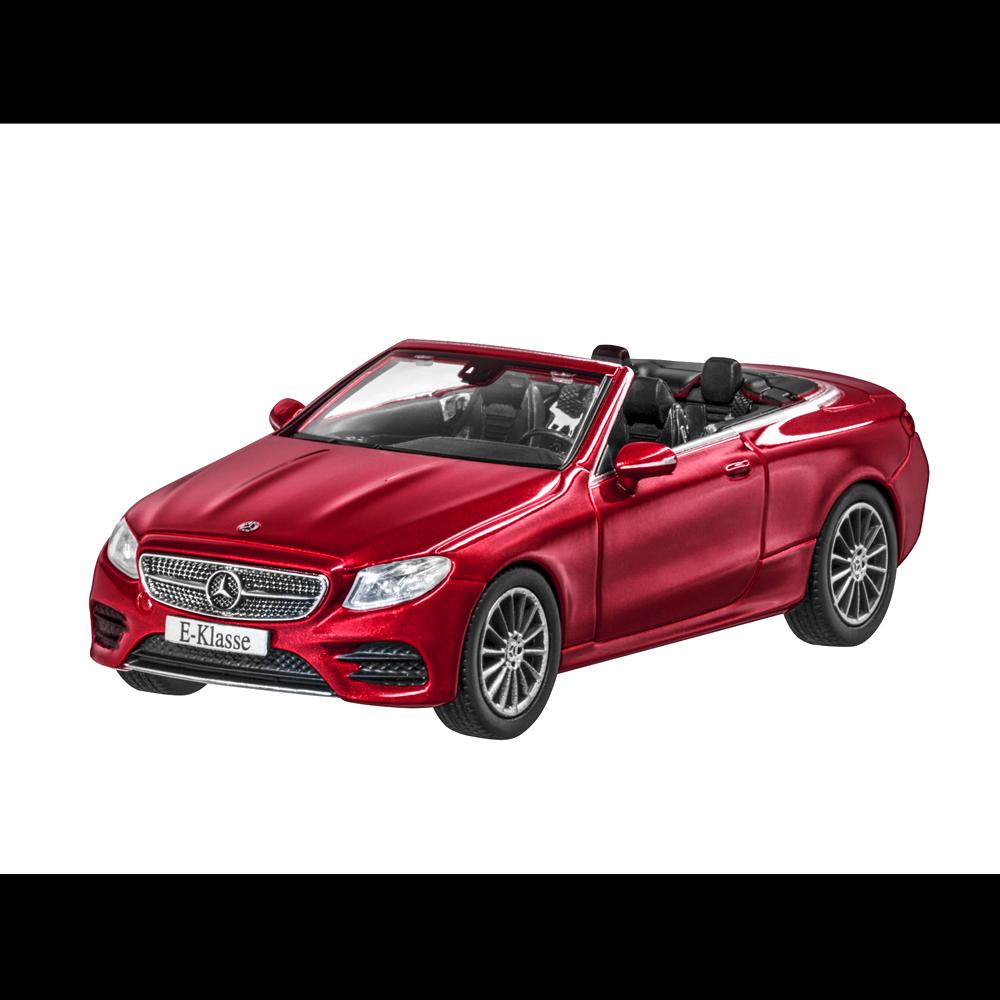 Mercedes-Benz Model Car 1 43 Car Car Car E-Class Cabriolet A238 Hyacinth Red B66960406 1d9671