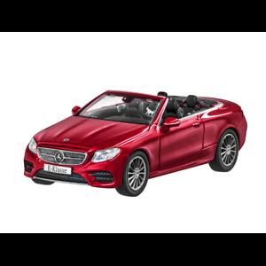 Mercedes-Benz Modellauto 1:43 PKW E-Klasse Cabrio A238 hyazinthrot B66960406