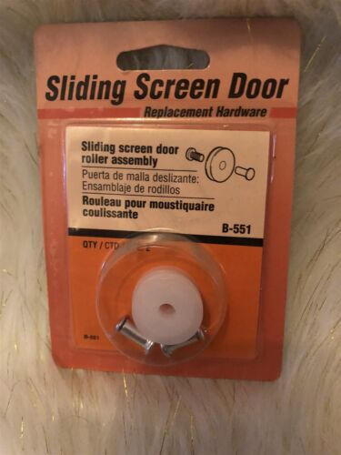 PRIME LINE PRODUCTS Patio Door Scrn Assy Nyln 1in,No B 551
