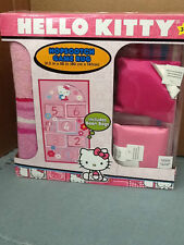 """New! HELLO KITTY Hopscotch Game Rug with Bean Bags 31.5"""" x 58'"""