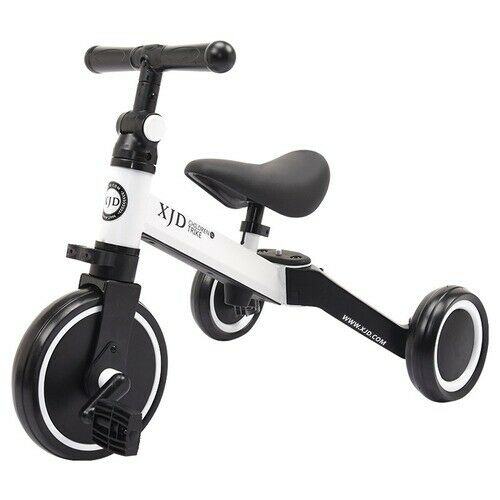 2 In 1 Folding Baby Scooter Balance Bike  Baby Multifunctional Tricycle Bike