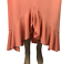 JANE-WIMMERS-Women-039-s-Front-Ruffle-Skirt-Polyester-Spandex-Orange-Size-M thumbnail 7